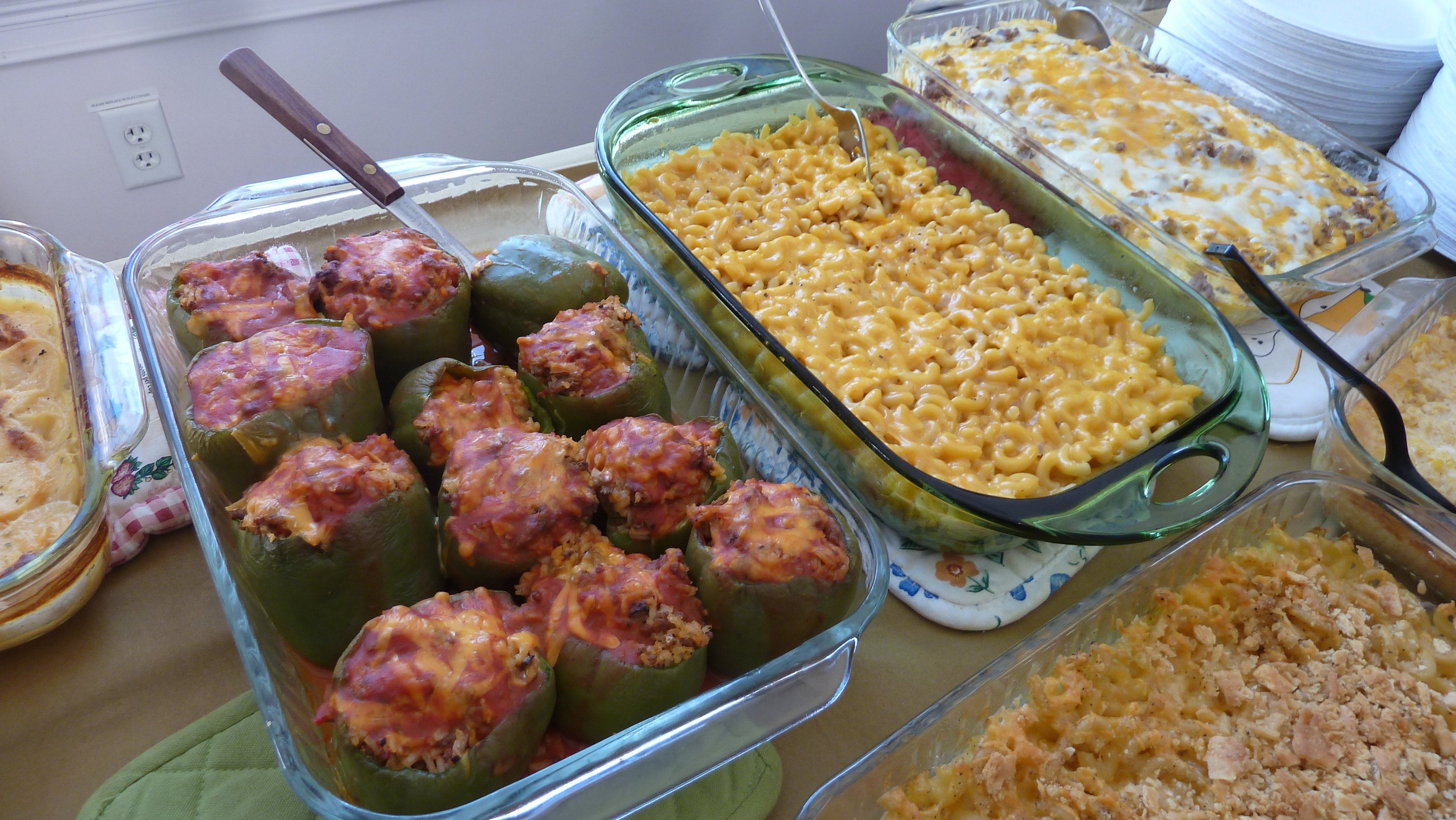 The Finding Harmony Recipe challenge: Post a stuffed ...