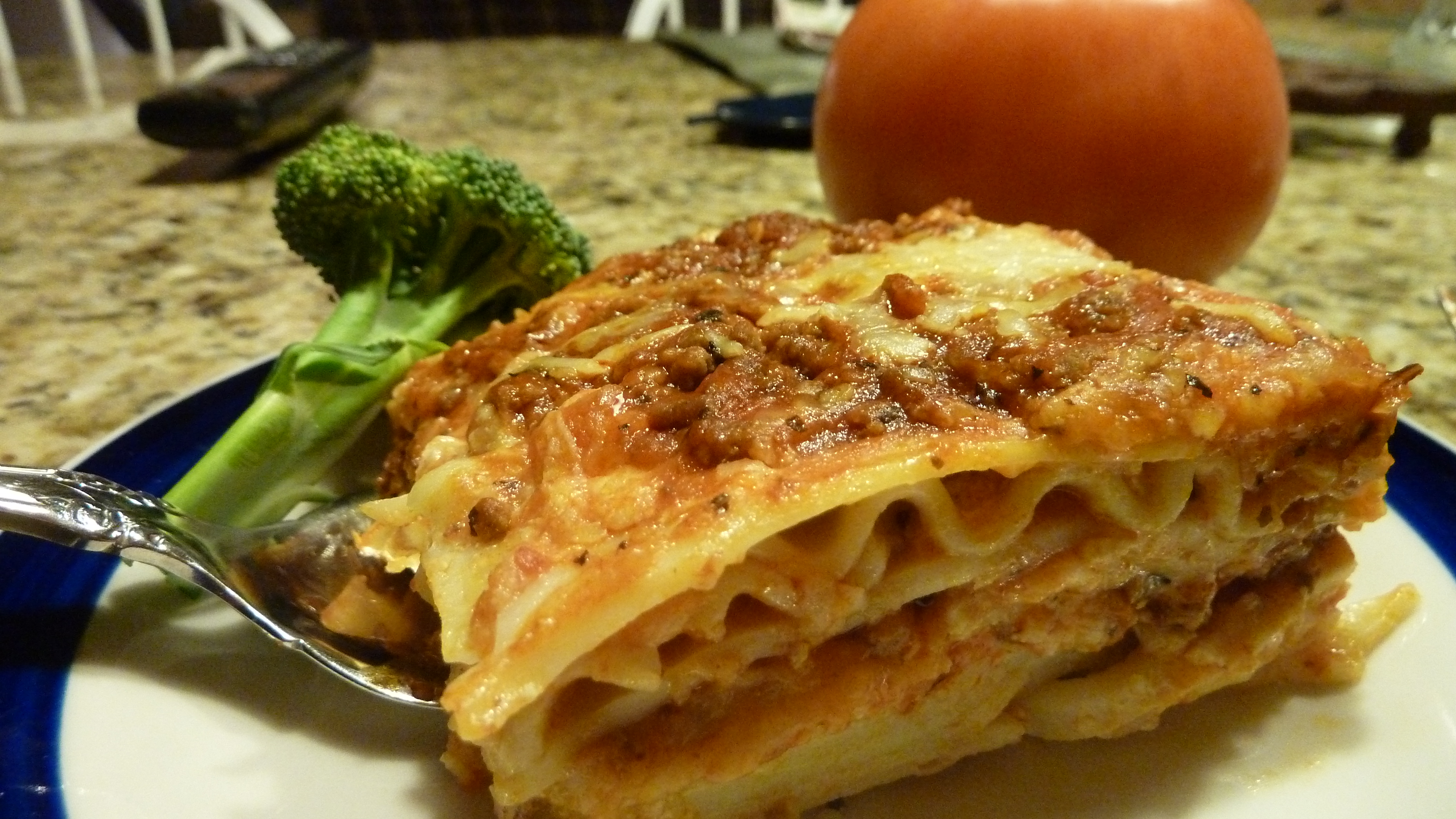 Finding harmony recipe of the week make some and take some lasagna findingharmonyblog for Better homes and gardens lasagna