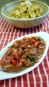 TortillaChipsNSalsa