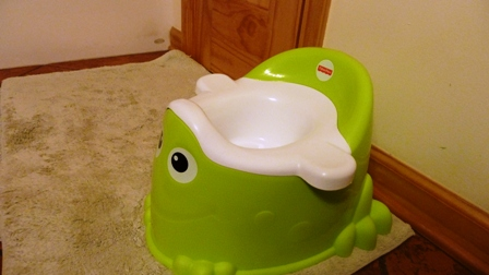 FroggyPotty