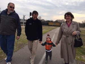 WalkingWithGrandparents