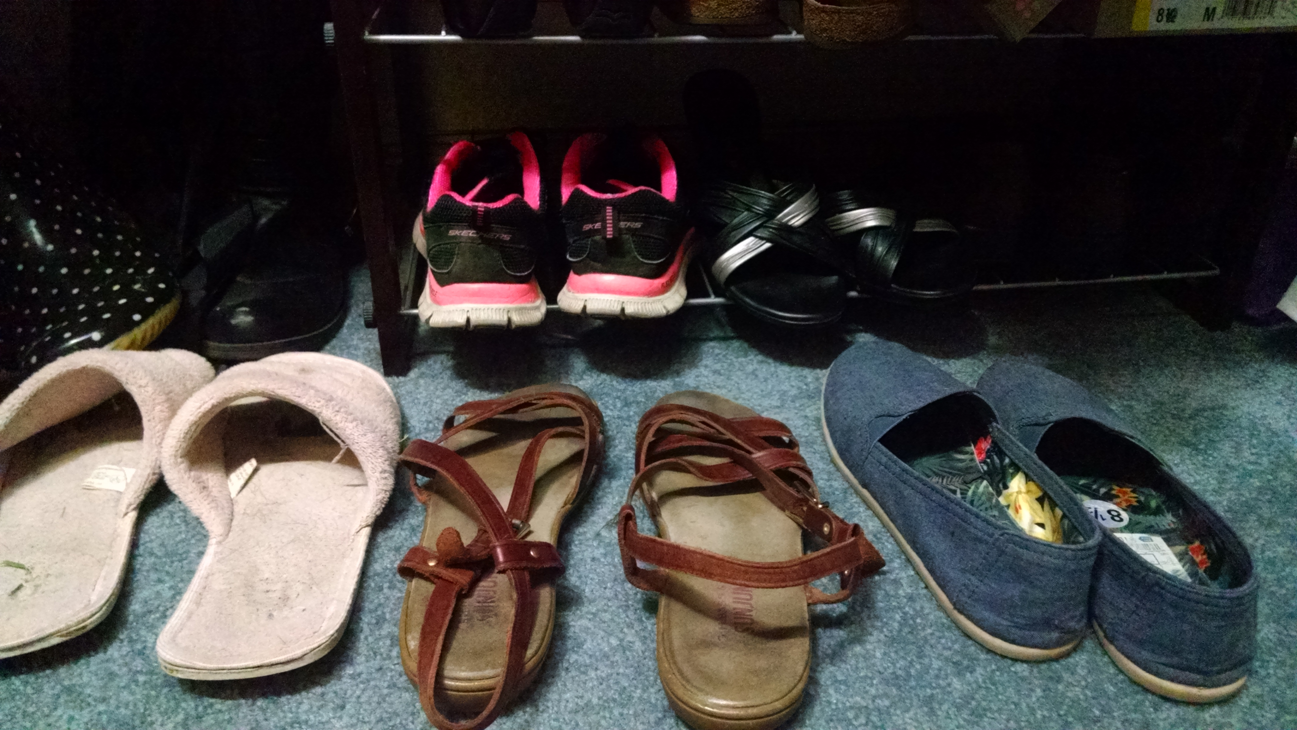 How Many Pairs Of Shoes Do You Own Findingharmonyblog